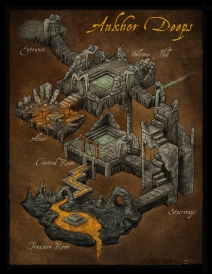 One page dungeon 2012