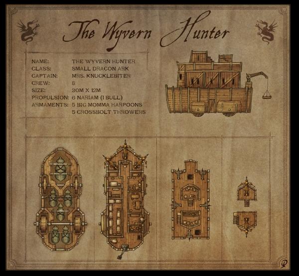 Wyvern Hunter
