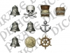 Icons for Pirate Dice