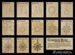 Fantasy Map Tutorial - Compass Rose