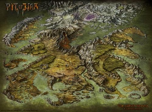 Pit of War Worldmap