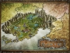 Fantasy Map Kingdom of Rarkonir
