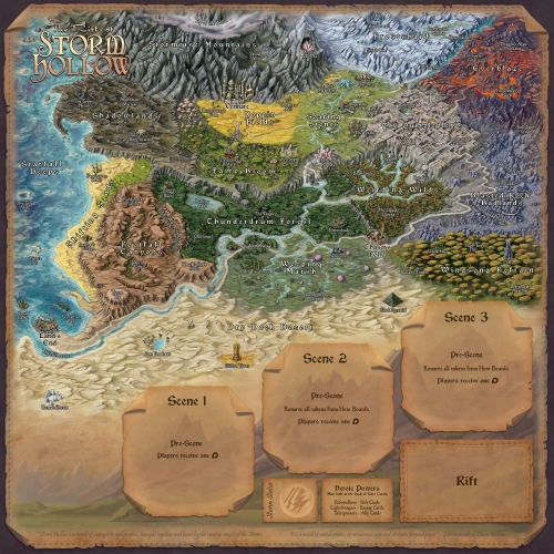 Story Realms