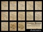 Fantasy Map Tutorial - Coastal Region